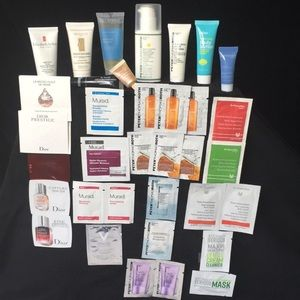 Premier skincare collection: Trial sized